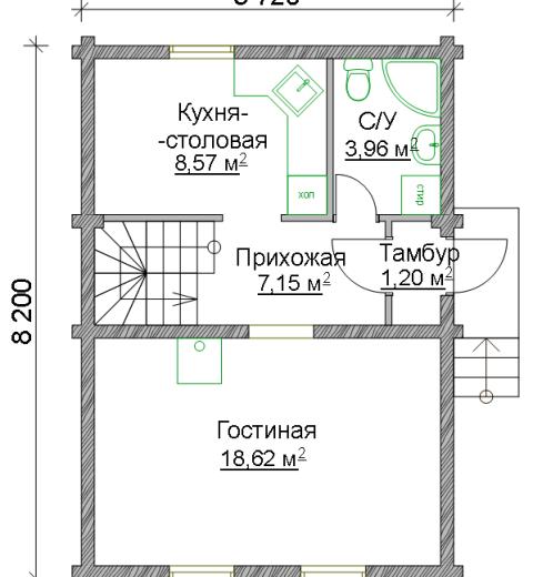 Душевых доме деревянном кабин гидроизоляция в