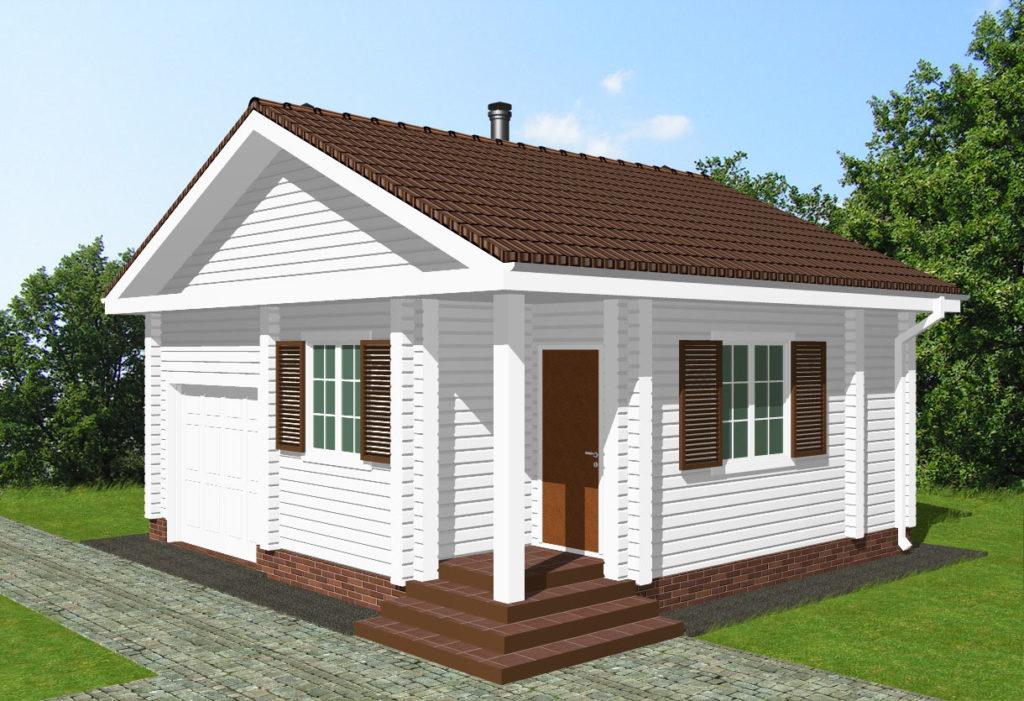 Гидроизоляции и пароизоляция стен деревянного дома